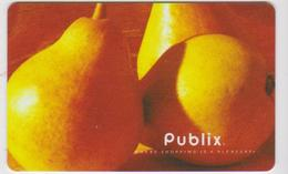 GIFT CARD - USA - PUBLIX-056 - PEARS - Gift Cards