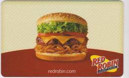 GIFT CARD - USA - RED ROBIN-034 - Gift Cards