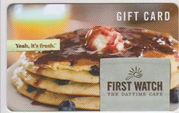 GIFT CARD - USA - RESTAURANTS-FIRST WATCH CAFÉ-005 - Gift Cards