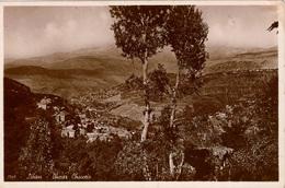 Cpsm LIBAN / LEBANON  Ville De Dhour Choueir, Mont Liban , Dos Vierge - Lebanon