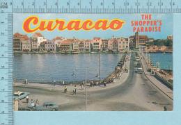 Curacao N. A. -  Animated The Shopper Paradise-  Postcard,  Carte Postale - Curaçao