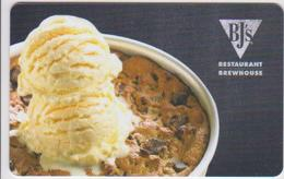 GIFT CARD - USA - RESTAURANT BREWHOUSE 03 - Gift Cards