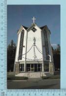Rogersville N.B. Canada -  Monument National Notre Dame De L'Assomption -  Postcard,  Carte Postale - Nouveau-Brunswick