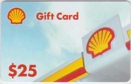 GIFT CARD - USA - SHELL-016 - Gift Cards