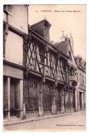 1740 - Bourges ( Cher ) - Maison De La Reine Blanche - éd. Nvelles-Galeries à Bourges - N°30 - Bourges