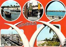 Afrique > KENYA - MOMBASA  Multi Vues - Kensta Coast Series  (n°264 ) *PRIX FIXE - Kenya