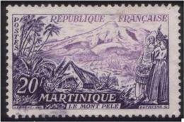 1041 -1955 - Martinique - Le Mont Pelé - France