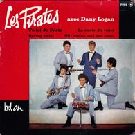 LES PIRATES - Twist De Paris - EP - 45 Rpm - Maxi-Single