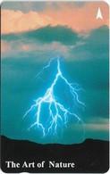 Singapore - Lightning, Art Of Nature - 41SIGA - 1994, 350.000ex, Used - Singapore