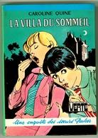 """B.V. - Caroline Quine - Soeurs Parker - """"La Villa Du Sommeil """" - 1976 - Books, Magazines, Comics"""