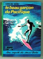 """B.V. - Caroline Quine - Soeurs Parker - """"Le Beau Garçon Du Pacifique"""" - 1978 - Books, Magazines, Comics"""