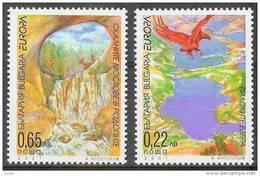 CEPT 2001 Bulgarie Bulgarije Yvertn° 3898-99 *** MNH - Europa-CEPT