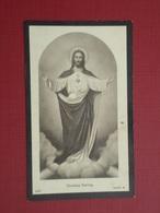 Mathilde Ricquart - De Jonghe Geboren Te Peronnes 1842 En Overleden Te Gent 1928  (2scans) - Religion & Esotérisme