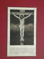 Irma Vanderhaeghe - Cokelaere Geboren Te Rumbeke 1873 En Overleden Te Roeselare 1937  (2scans) - Religion & Esotérisme