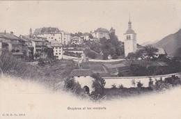 Gruyères - Porte D'enceinte Côté Sud, 1906 - FR Fribourg