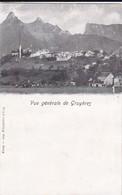 Gruyères - Vue Générale Depuis Pringy, Scène De Fanage - FR Fribourg