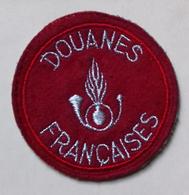 Ecusson Douane - Police & Gendarmerie