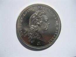 LOUIS XV  ROI DE FRANCE ET DE NAVARRE - Jetons & Médailles