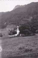 Broc, Chapelle N.-D. Des Marches Et La Dent De Broc - FR Fribourg