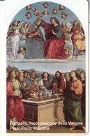 VATICAN - Inconorazione Della Vergine, Painting/Raffaello(54), Tirage 17000, Exp.date 01/01/01, Mint - Vatican