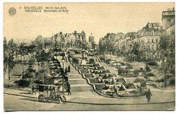CPA - Carte Postale - Belgique - Bruxelles - Mont Des Arts (CP3707) - Marktpleinen, Pleinen