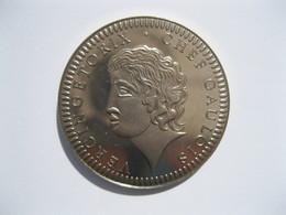 VERCINGETORIX  CHEF GAULOIS - Jetons & Médailles