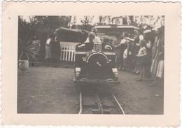 De Panne - Melipark - Train - Photo - Belgique