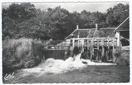 Breteuil Sur Iton (Eure) Déversoir Et Vannage De L' Iton Au Moulin Du Baa - Breteuil