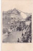 CPA Roubaix, Cavalcade Du 31 Mai 1903, Fanfare De La Liberté Et Le Char Des Archers (pk47367) - Roubaix