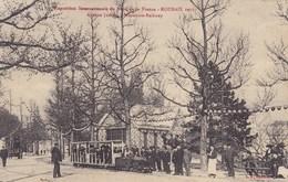 CPA Roubaix, Exposition Internationale De La France, 1911, Miniature Railway, Avenue Jussieu (pk47371) - Roubaix