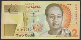Ghana 2 Cedi 2015 P37Ad UNC - Ghana