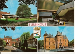 Groeten Uit Turnhout - 4 Zichten - Turnhout