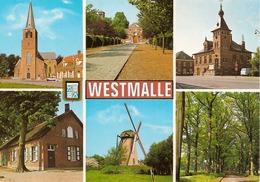 Groeten Uit Westmalle - 6 Zichten - Malle