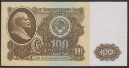 Russia 100 Rublei 1961 P236 UNC - Rusia