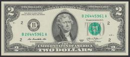 USA 2 Dollar 2013 P538 UNC - Banknotes