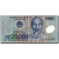 Billet, Viet Nam, 20,000 D<ox>ng, 2006, 2006, KM:120A, B - Vietnam