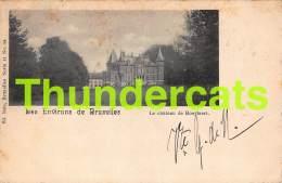 CPA LES ENVIRONS DE BRUXELLES LE CHATEAU DE HOEYLAERT NELS SERIE 11 NO 84 - Hoeilaart