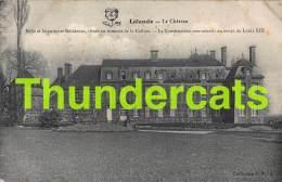 CPA 89 LALANDE LE CHATEAU  SOMMET DE LA COLLINE - Francia
