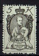 Liechtenstein 1920 // Mi. 37 ** (024..359) - Liechtenstein