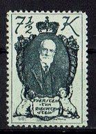 Liechtenstein 1920 // Mi. 38 ** (024..361) - Liechtenstein