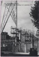 CPM - ROUEN - VIEUX MARCHE - CONSTRUCTION Des NOUVELLES HALLES ... - Edition C.Hamelin - Halles
