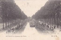 CPA, Roubaix, Concours De Pêche (pk47412) - Roubaix