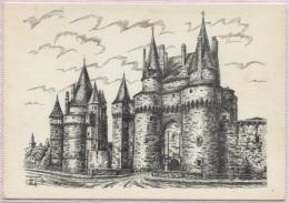 CPM - ILLUSTRATEUR Henri TOULERON - VITRE LE CHATEAU - Edition De L'auteur - Other Illustrators