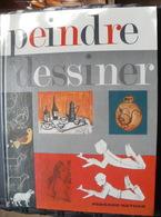 Lise MARIN Peindre Et Dessiner, Encyclopédie NATHAN - Bricolage / Technique
