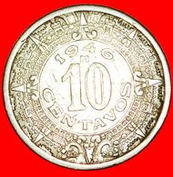 # SUN STONE: MEXICO ★ 10 CENTAVOS 1946! LOW START ★ NO RESERVE! - Mexico