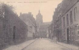 CPA, Lens, Rue Voltaire Ancienne Rue Saint Leger (pk47427) - Lens