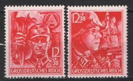 Germania Reich 1945 Unif. 825/26 **/MNH VF/F - Neufs