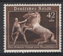 Germania Reich 1939 Unif. 637 **/MNH VF/F - Unused Stamps