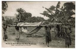 Mission Du Shiré (Afrique) Des Pères Montfortains - Soeur Pharmacienne En Tournée - 2 Scans - Malawi