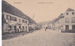 CPA : Hornbach (Allemagne)    Hauptstrasse Untere Stadt     1919 - Other